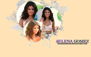 Wallpaper Selena KCA'S 2012