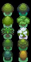 Pokemon Gaia Project Tileset (COMPLETE-ISH)