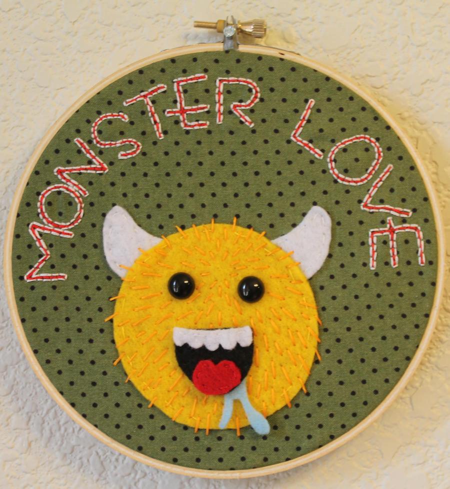Monster Love! by geekygamergirl