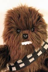 Wookie Plush by geekygamergirl