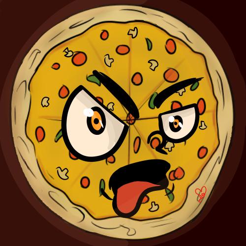 Pizza Bae by B-AbyRC