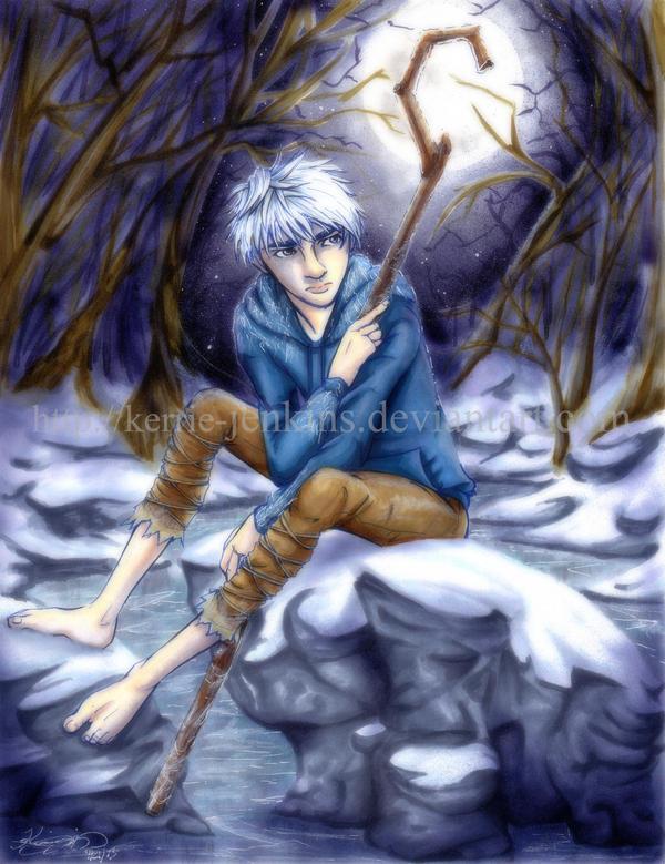 Jack Frost by Kerrie-Jenkins