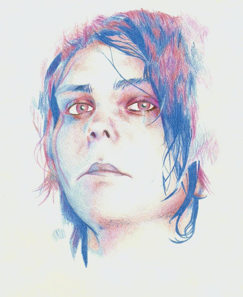 Purple-ish feeling by Zaki-Mizer