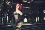 Crimson Lady II...