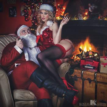 Merry Sexy Xmas... by KostasKappa