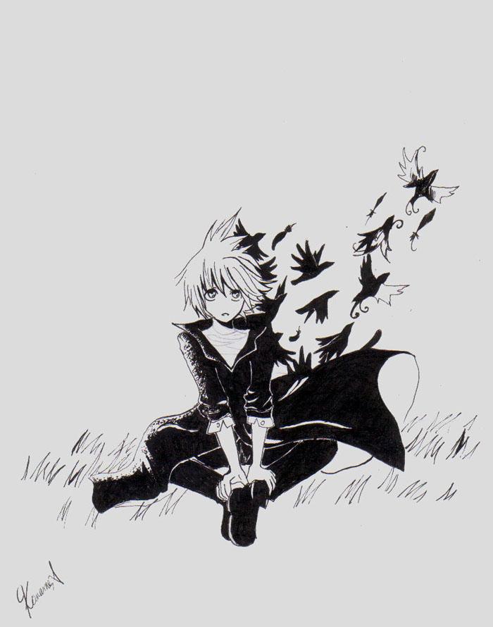 Black Brid by Akayaoi