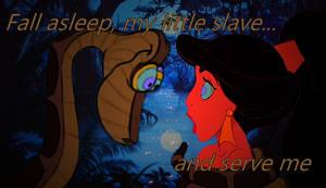 Kaa and Slave Jasmine