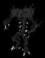 Blacklight Juggernaut by Psyekco