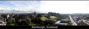 Edinburgh, Scotland by phlezk