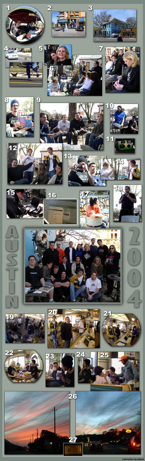 + AUSTIN DEVMEET 2004 + by phlezk