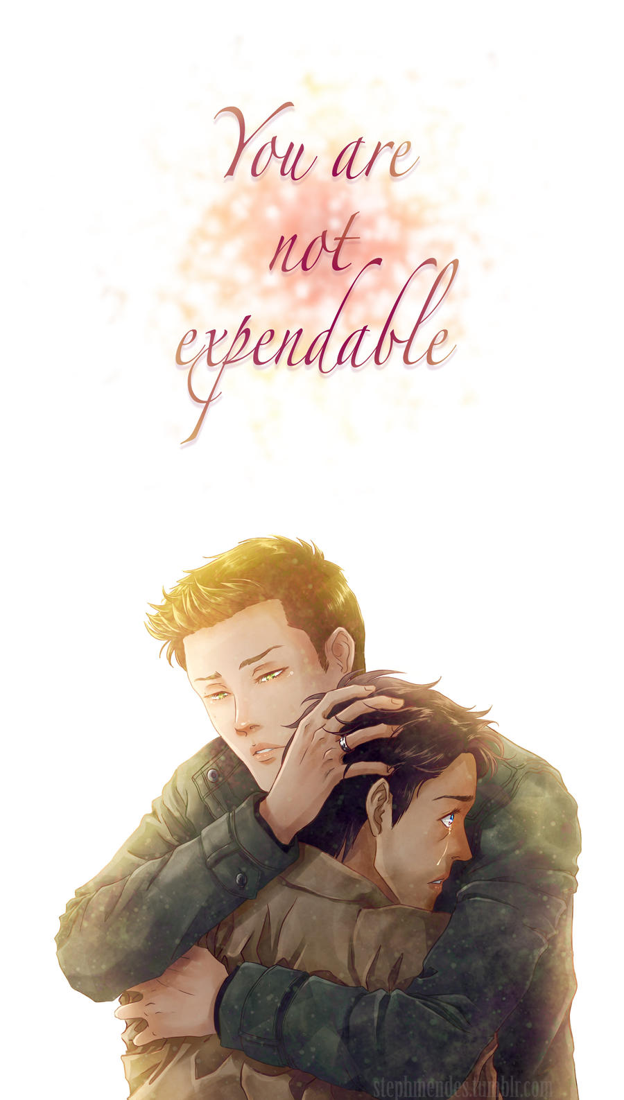 You're not expendable by stephmendes