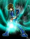 Rockman DASH - Last Resort: Shining Laser
