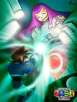 Battle of the Rockman Units by HechEff