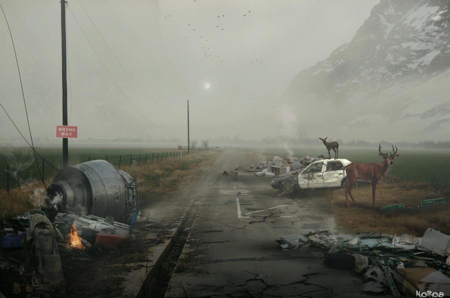 Crash Site by noro8