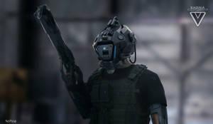 Gash- Tactical Operator