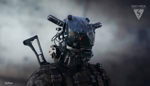 Surge - Mercenary Contractor