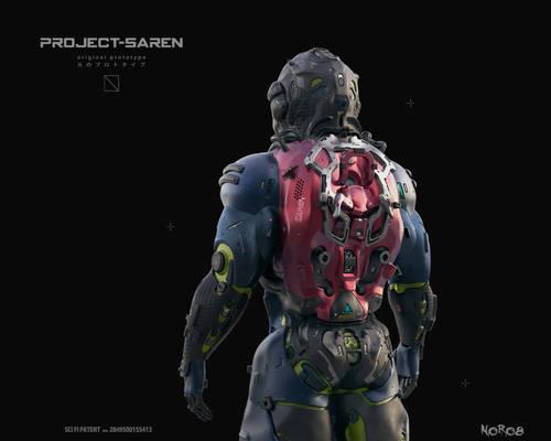 Project - Saren/ B
