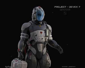Project- Devex 7 white