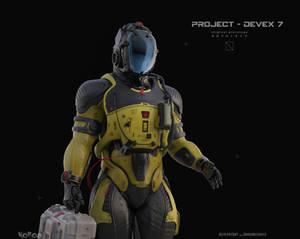 Project- Devex 7 yellow