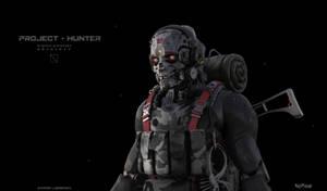 Project- Hunter