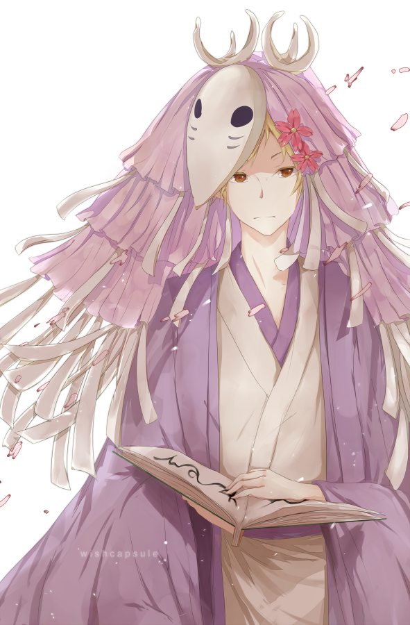 Houzukigami by wishcapsule