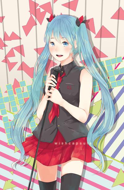 Let's Sing! by wishcapsule