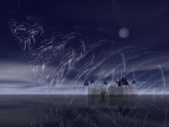 3D Castle by iamshaon