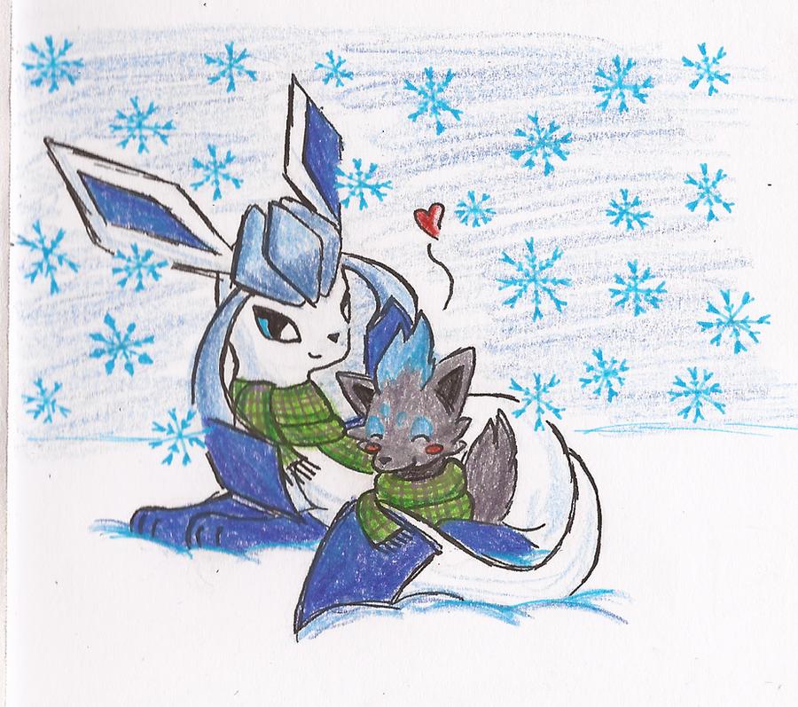 I keep you warm by PhantomDragonZX