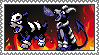 Shiny Dogs Stamp by PhantomDragonZX