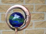 Moon globe by MellissaAF