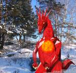 Crystal dragon, HOMMIII:Armageddon's Blade