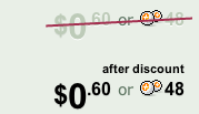 discount by captaen