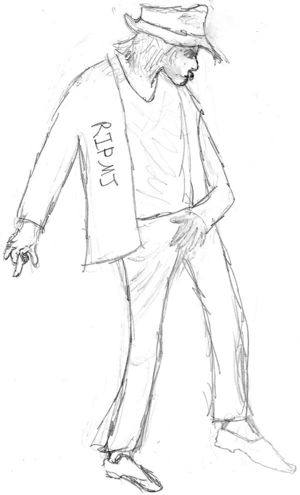 michael jackson sketch smooth - photo #40
