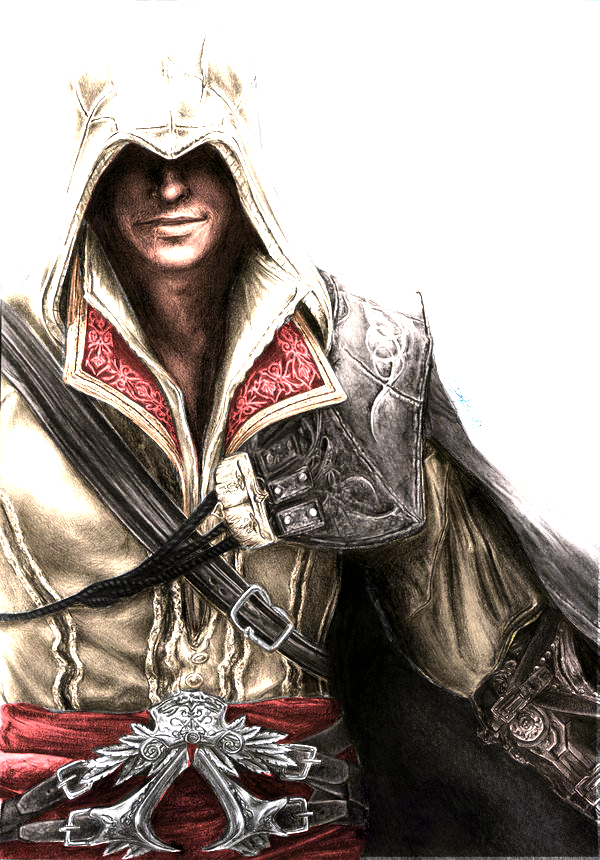 ezio assassins creed ii - photo #38