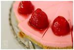 Ichigo Cheesecake