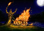 Shaman or Wallpurgis night