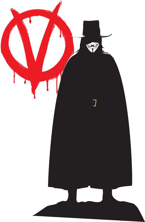 V For Vendetta Fan Art