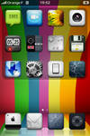 iPhone : REALiZED theme