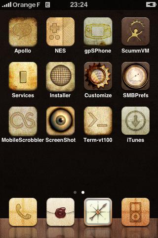 iPhone : more Renaissance by agoner