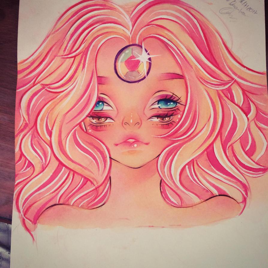 #stevenuniverse #beautifull #girl -- If u like it pls follow me in my instagram: zz_dullahan_zz ^^