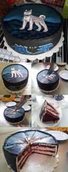 GNG cake! by Naime8