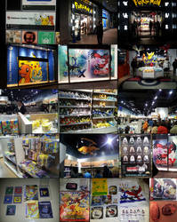 Visiting Pokemon Center Tokyo by Naime8