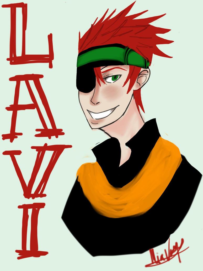 Lavi sketch by XxxForTheLoveOfxxX