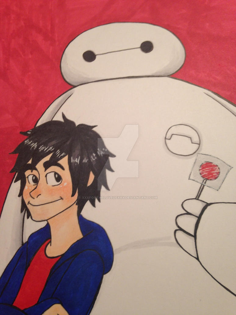 Big hero 6 by XxxForTheLoveOfxxX