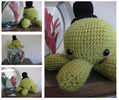 Amigurumi: Atticus the Octopus