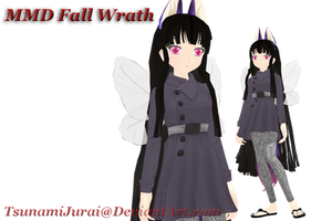 MMD Fall Wrath