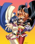 Slayers: Lina and Amelia