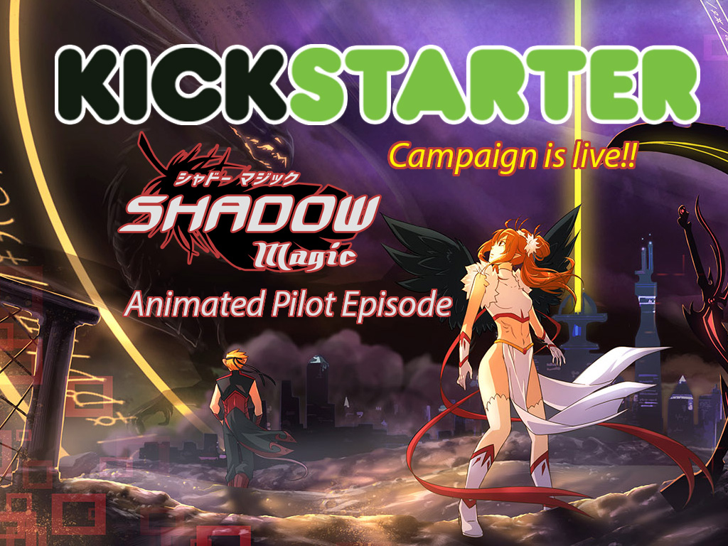 Pilot Episode KickStarter Project is GO by tiffa