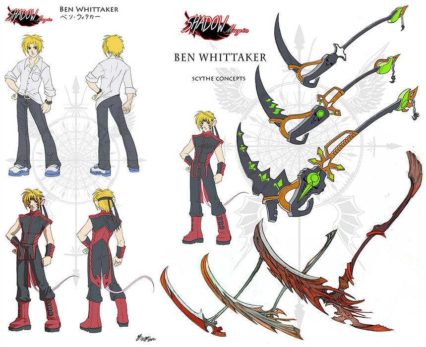 Ben Concept Sheet by tiffa