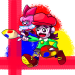 Future Smashers #28: Adeleine by GameArtist1993